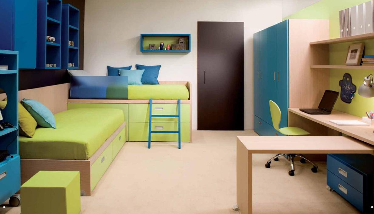Мебель для детской комнаты для двух мальчиков фото и цены.
