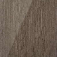 шпон дуб серый глянец